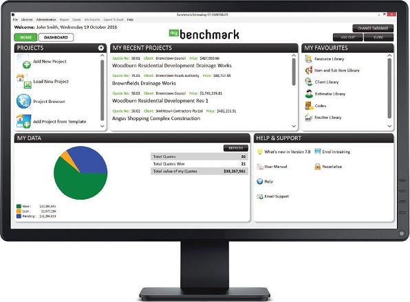 Benchmark Global Pty Ltd Benchmark Estimating Software - Citrix